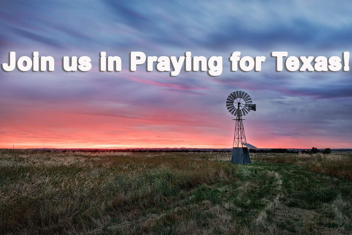 Appleview River Resort is Praying for Texas