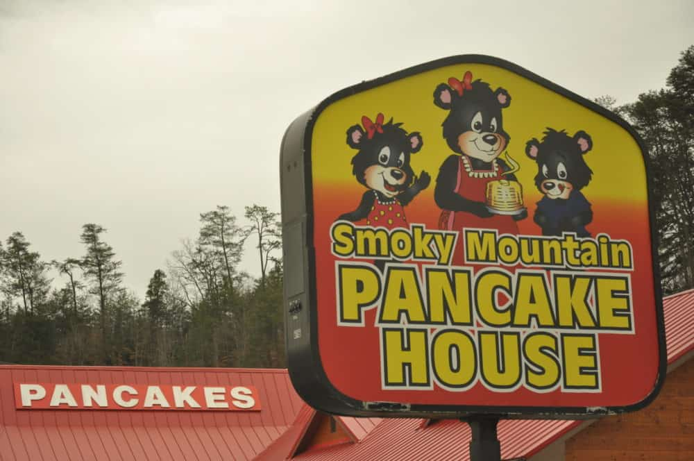 Top 6 Places to get Pancakes in Pigeon Forge for Breakfast