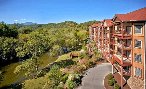 condos in the smoky mountains appleview resort
