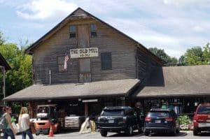 old mill general store pigeon forge